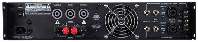 Crest-Audio CPX2600