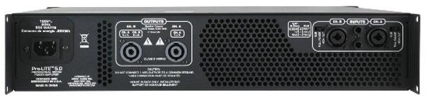 Crest-Audio Pro-LITE 5.0
