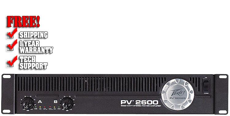 Peavey PV 2600