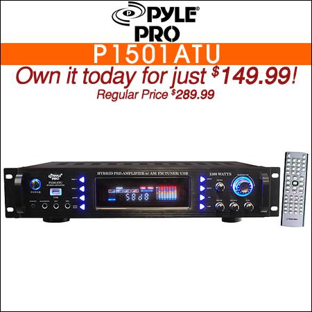Pyle Pro P1501ATU
