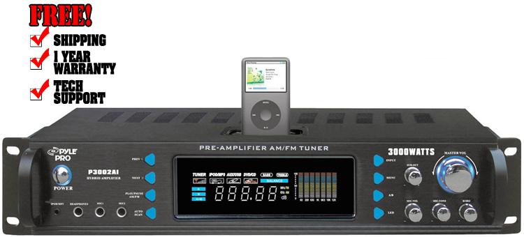 Pyle Pro P3002AI