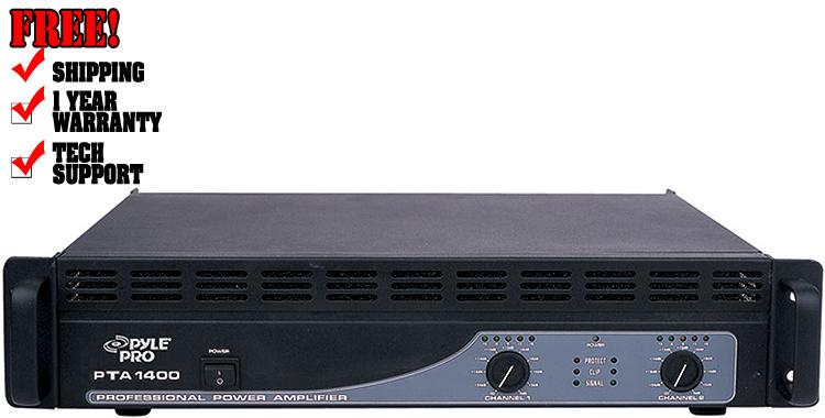 Pyle Pro PTA1400