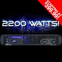 Peavey IPR2 2000