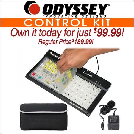 Odyssey Control Kit