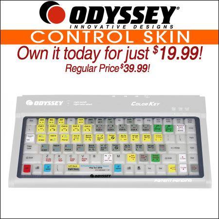 Odyssey Control Skin