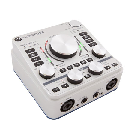 Arturia Audiofuse USB Audio Interface Silver