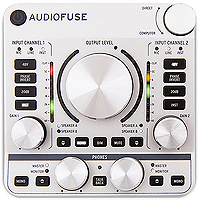 Audiofuse Silver