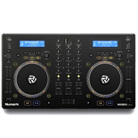 Numark MixDeck Express Dual CD Player & Digital Deck