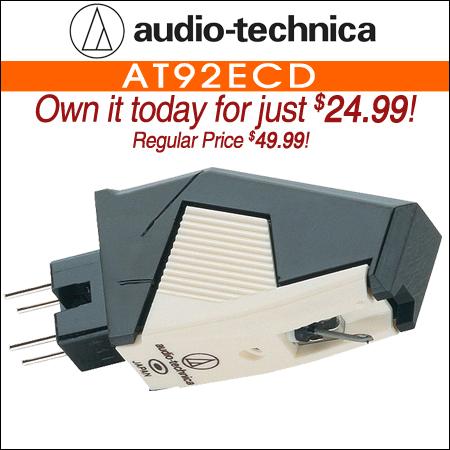 Audio-Technica AT92ECD