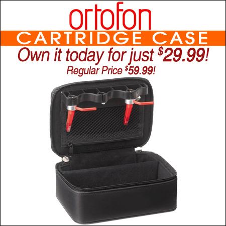 Ortofon Cartridge Case