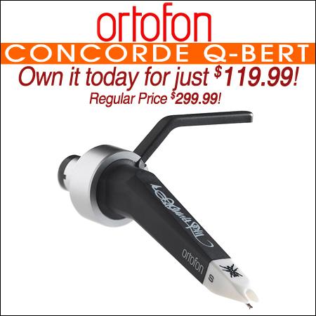 Ortofon Concorde Q-Bert