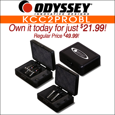 Odyssey KCC2PROBL Cartridge Case