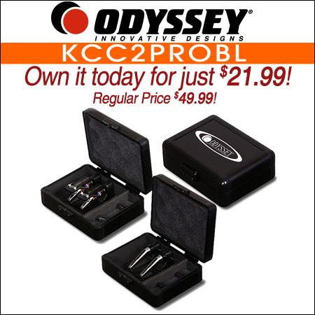 Odyssey KCC2PROBL Cartridge Case