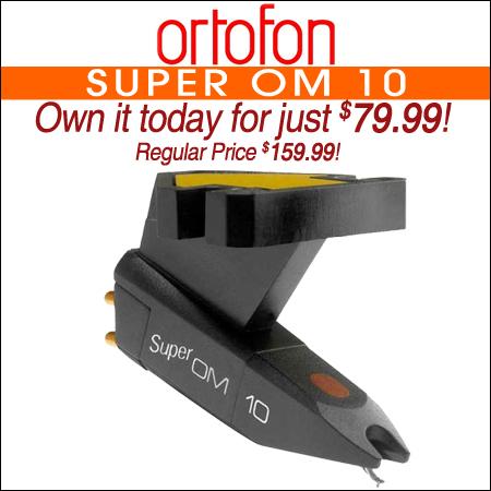 Ortofon Super OM 10 (Single)