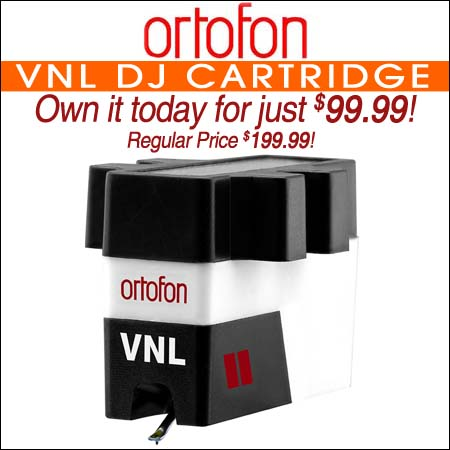 Ortofon VNL DJ Cartridge