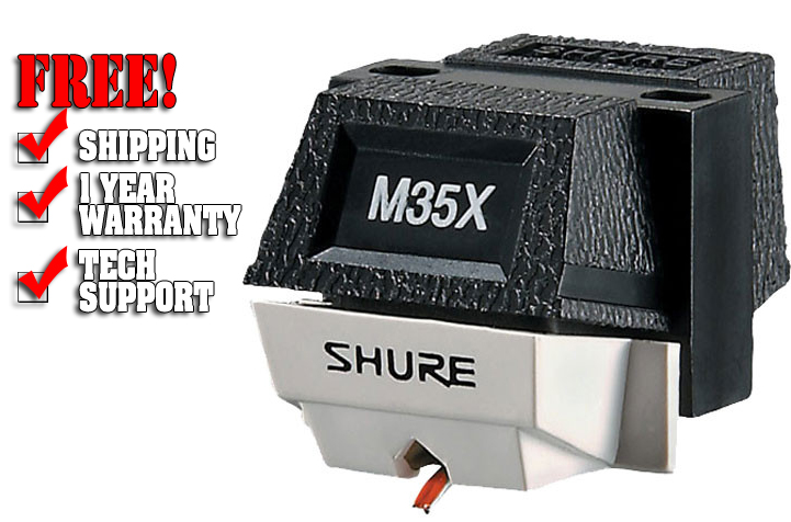 Shure M35X Turntable Cartridge