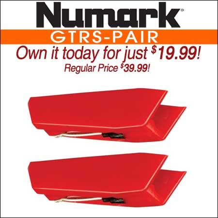 Numark GTRS