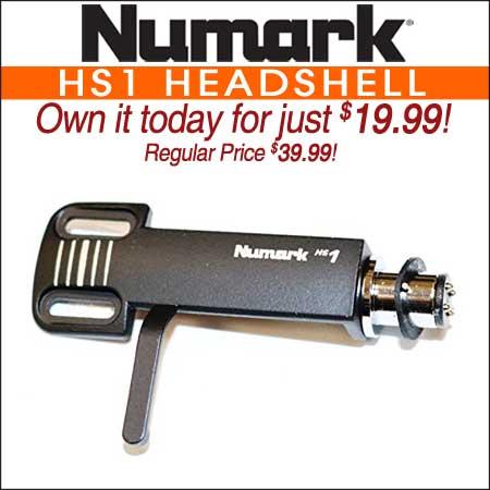 Numark HS1 Headshell