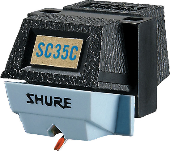 Shure SC35C DJ Cartridges