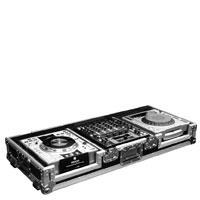 cd player cases dj audio chicago dj equipment 123dj