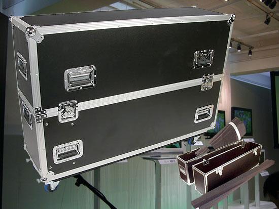 "60"" Heavy Duty Plasma Case"