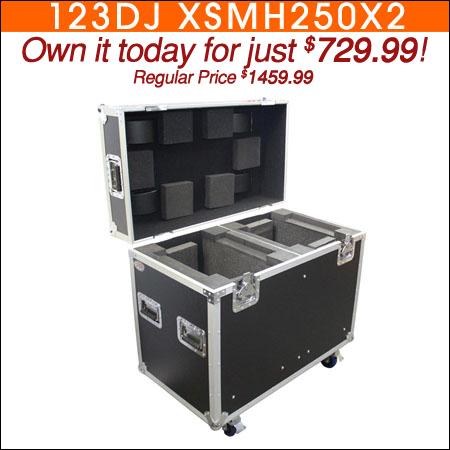 123DJ XSMH250X2