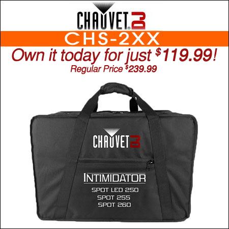 Chauvet CHS-2XX
