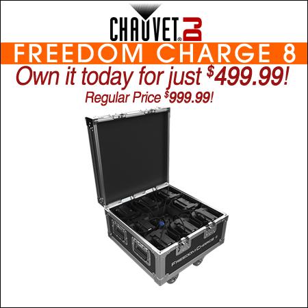 Chauvet DJ Freedom Charge 8