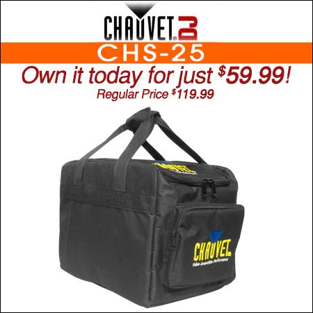 Chauvet CHS-25