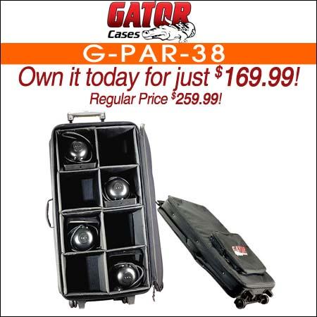 Gator G-PAR-38