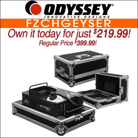 Odyssey FZCHGEYSER