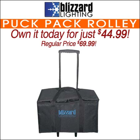 Blizzard Puck Pack Rolley