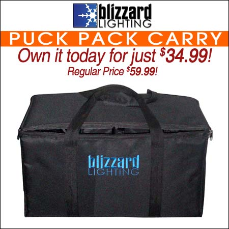 Blizzard Puck Pack Carry