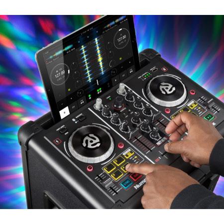 Numark Party Mix Pro Dj Controllers Dj Mixers