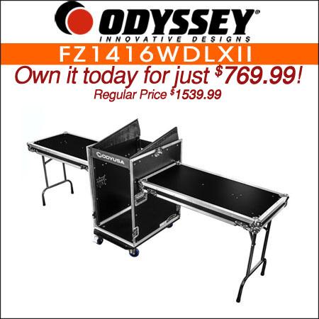 Odyssey FZ1116WDLXII