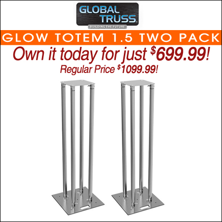 GLOW TOTEM 1.5 Two Pack