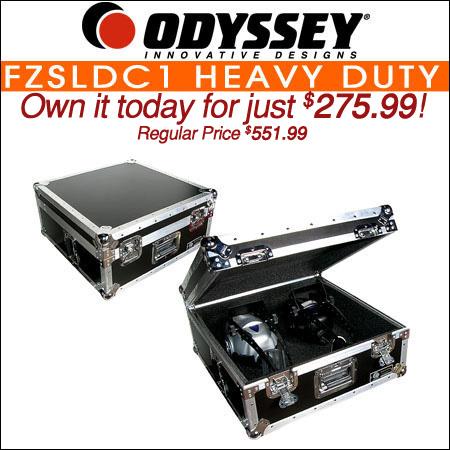 Odyssey FZSLDC1 Heavy Duty