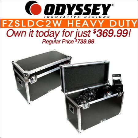 Odyssey FZSLDC2W Heavy Duty