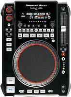 American Audio Radius 1000 Tabletop DJ CD Player