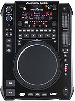 American Audio Radius 3000 Tabletop DJ CD Player