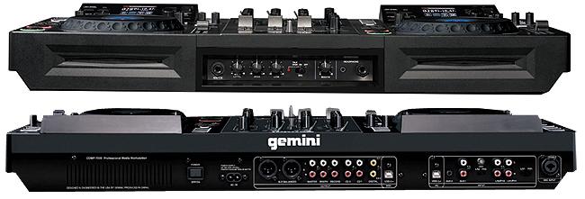 Gemini Cdmp 7000 Dj Microphones Chicago Dj Equipment