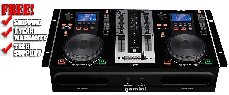 Gemini CDM-3650