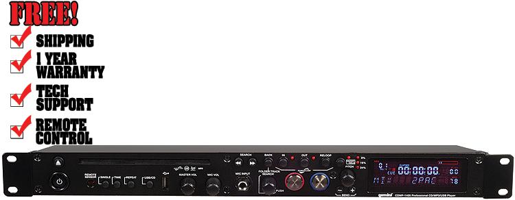 Gemini CDMP-1400