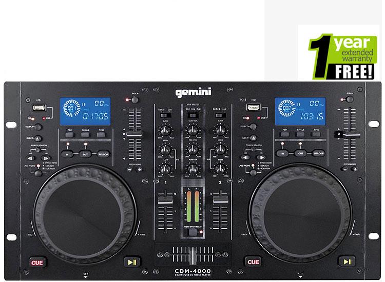 Gemini CDM-4000