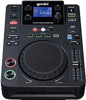Gemini CDJ300 Tabletop CD Player