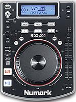 Numark NDX400 Tabletop CD Player