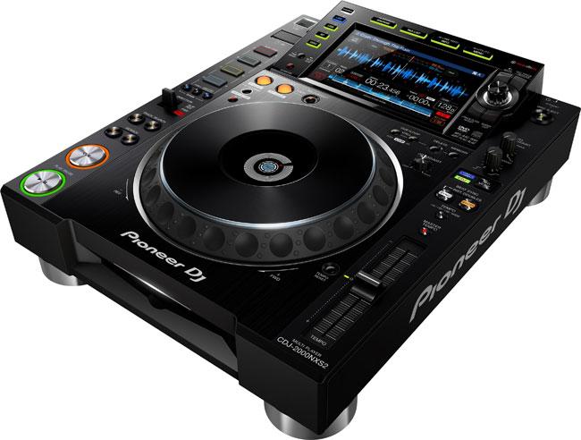 Pioneer CDJ2000nexus 2
