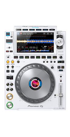 Pioneer CDJ-3000 White