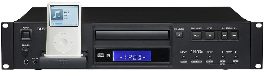 Tascam CD200i CD Player
