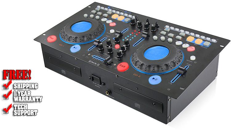 Technical Pro DMX-B3